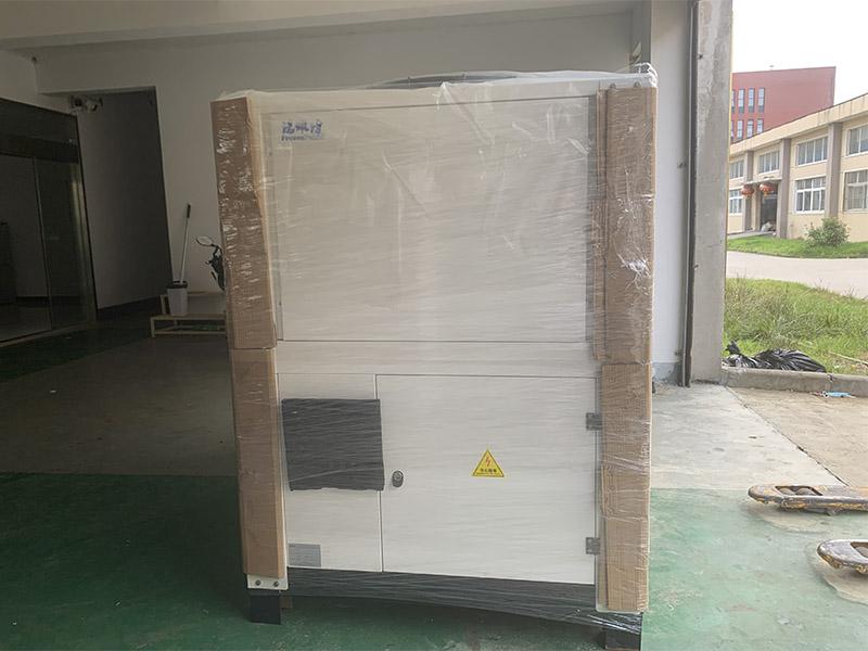 河南省新乡某工业园区采购佩诗冷水机设备