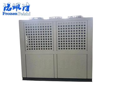 风冷螺杆式低温冷水机组【单压缩机、-5℃】