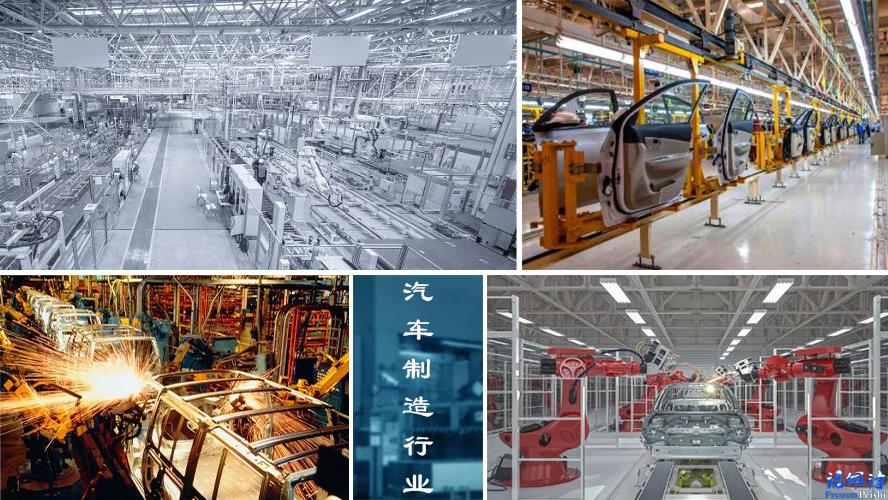 汽车行业丨工业冷水机组