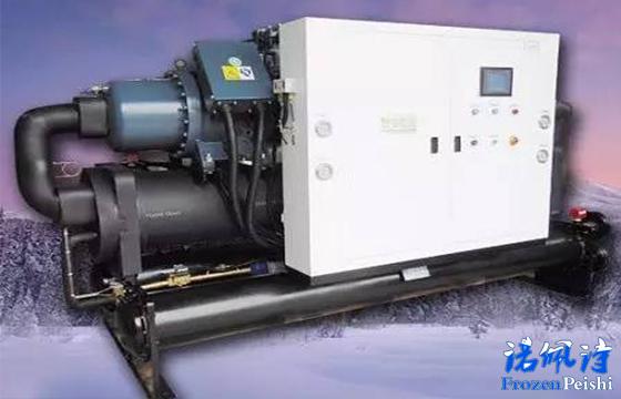 广州冷水机-为什么制冷冷却系统中有空气