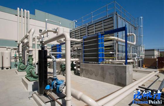【冷水机知识】水冷却系统