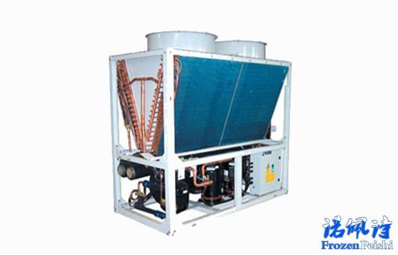 【冷水机知识】适当的冷水机维护和清洁的四个步骤