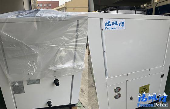 配置工业冷水机需要优先考虑规格的组件