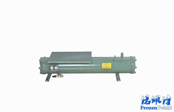 【冷水机知识】工业冷水机组中的蒸发器