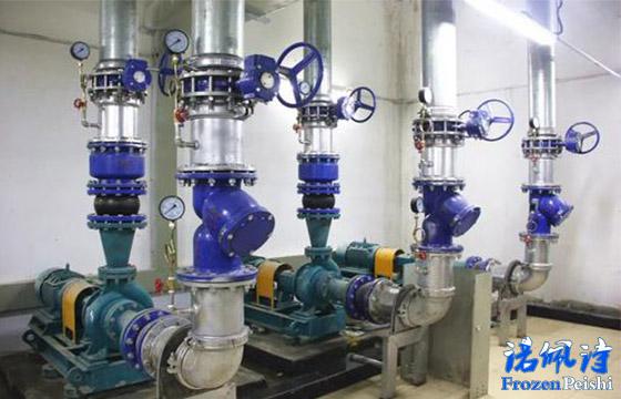 【冷水机知识】冷冻水系统