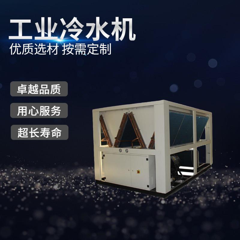 什么是螺杆压缩机式冷水机组中的单级和双级压缩?