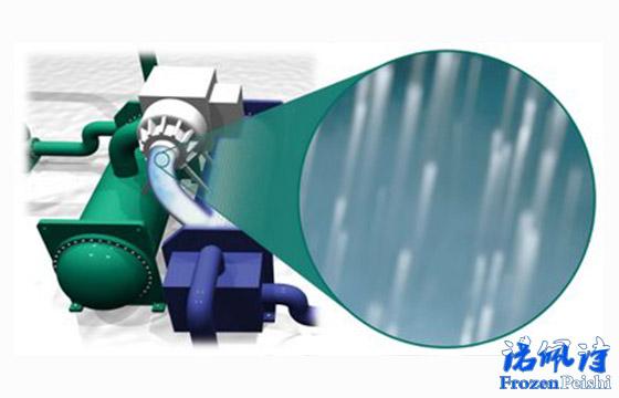 【冷水机知识】水冷式制冷机中的制冷剂堆积和残留