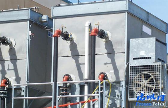 冷却塔与蒸发冷凝器
