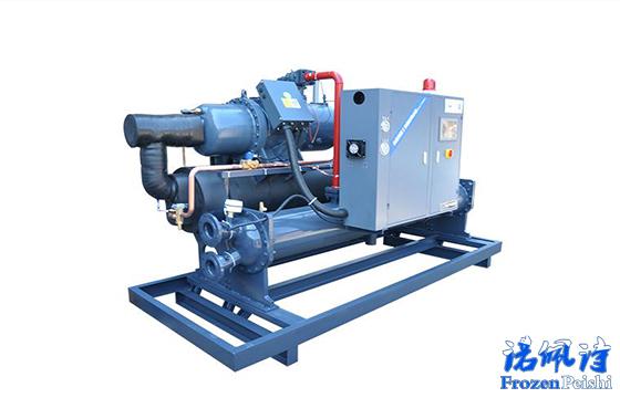 【冷水机故障】螺杆式冷水机的故障分析与维护