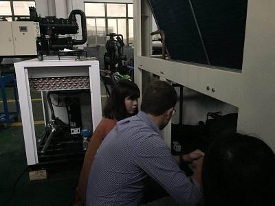 佩诗机电-工业冷水机生产车间展示【图3】